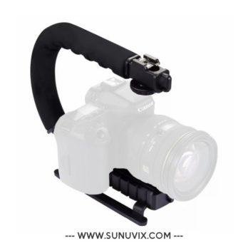 U-Grip Sp Sunuvix SV-S20 pour camera / Noir