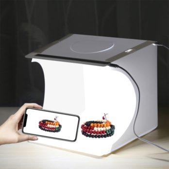 Mini Studio 20cm Puluz pour Photographier vos petits produits avec fond...