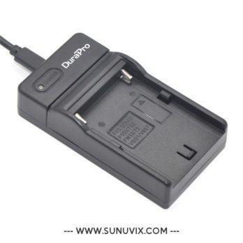 Chargeur DuraPro pour Batterie Np-F550, 750,...